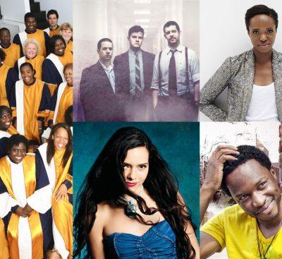 7th Brantford Jazz Festival Saturday Line-up