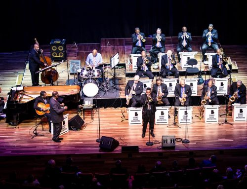 The Legendary Count Basie Orchestra Headlines our 10th Festival!