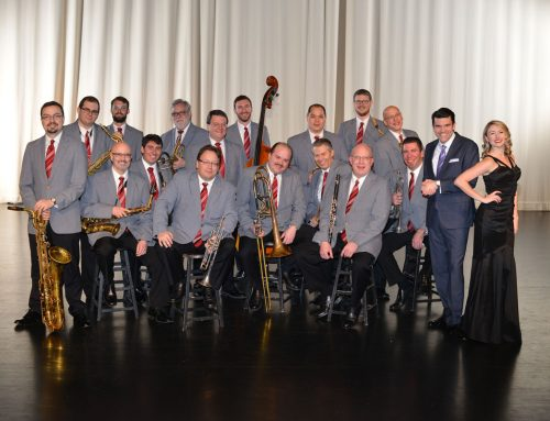 The World Famous Glenn Miller Orchestra Headlines our 11th Festival