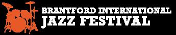 The Brantford International Jazz Festival Logo