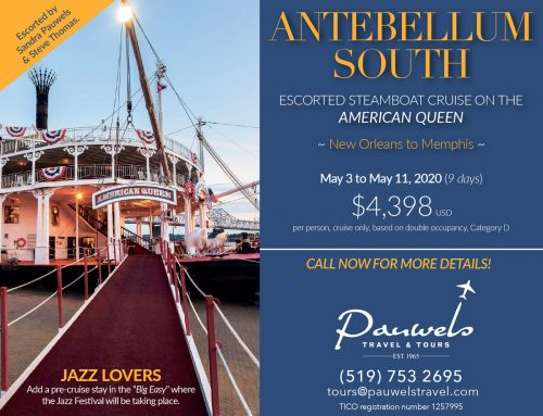 An Amazing Cruise for Jazz Lovers!