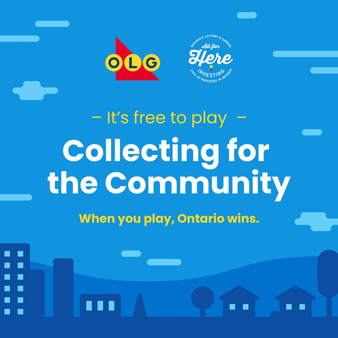 OLG Collecting for the Community